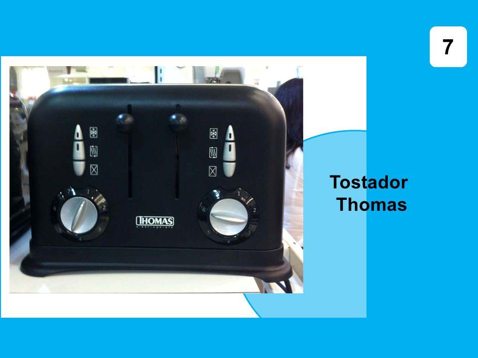 Tostador Thomas 7