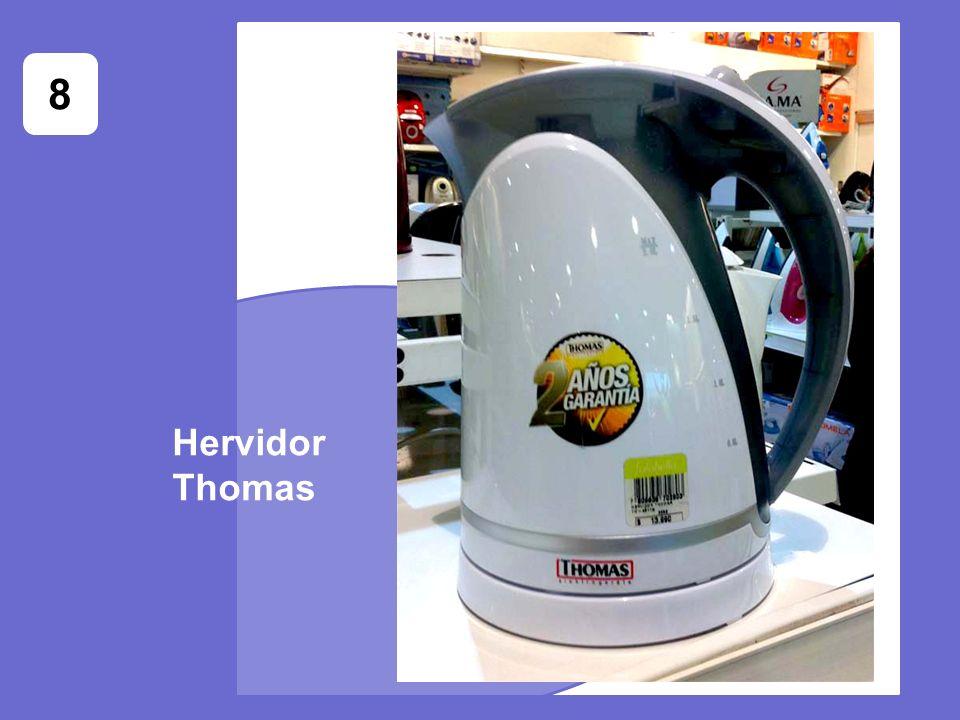 Hervidor Thomas 8