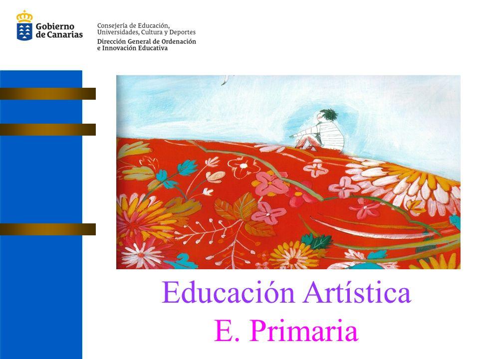 Educación Artística E. Primaria