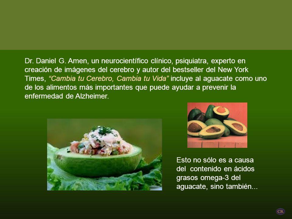 El aguacate, una aportación de México para el mundo Saludos, Julio E. Amaya Robles