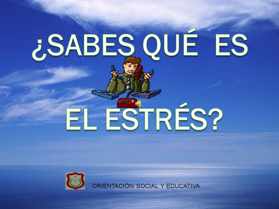ORIENTACIÓN SOCIAL Y EDUCATIVA