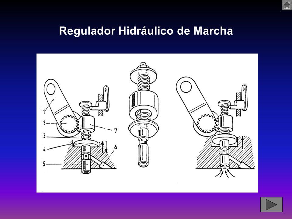 Regulador Hidráulico de Marcha