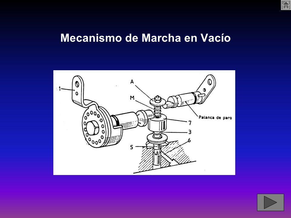 Mecanismo de Marcha en Vacío