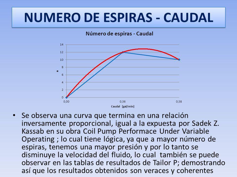 CAUDAL CON DATOS DE PRUEBAS 2