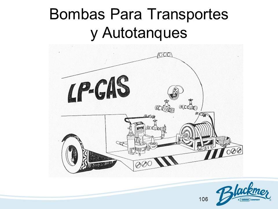 106 Bombas Para Transportes y Autotanques