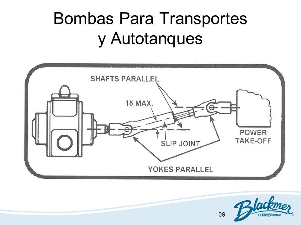 109 Bombas Para Transportes y Autotanques