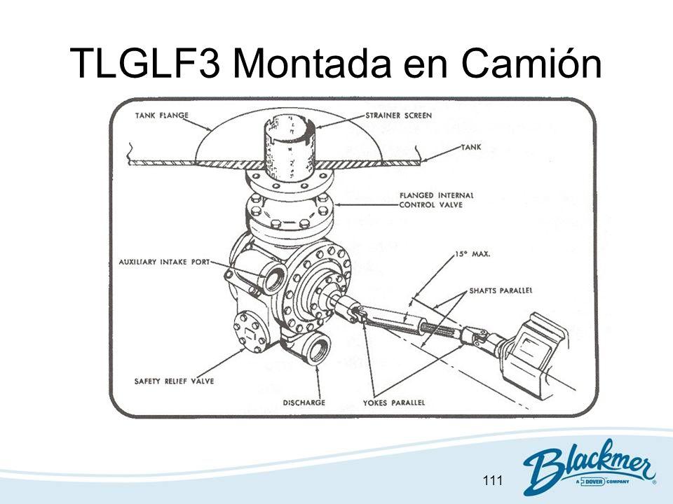 111 TLGLF3 Montada en Camión