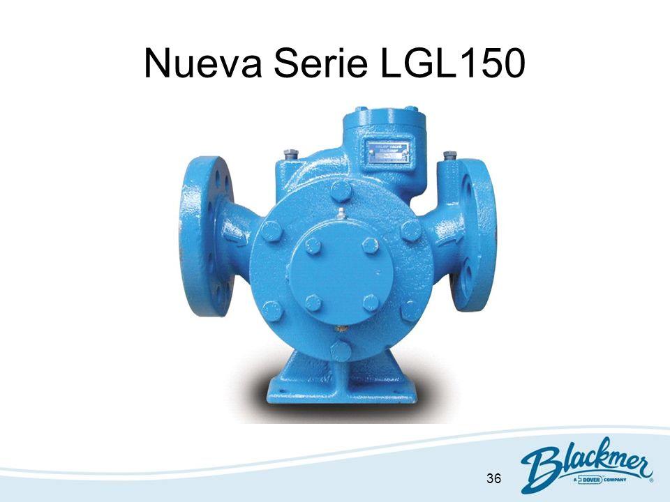 36 Nueva Serie LGL150