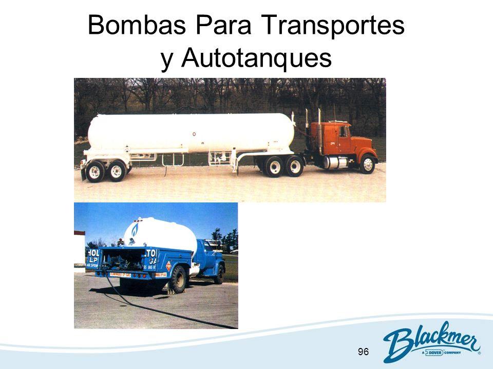 96 Bombas Para Transportes y Autotanques