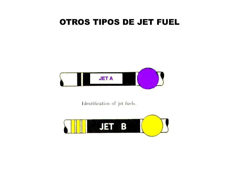 OTROS TIPOS DE JET FUEL