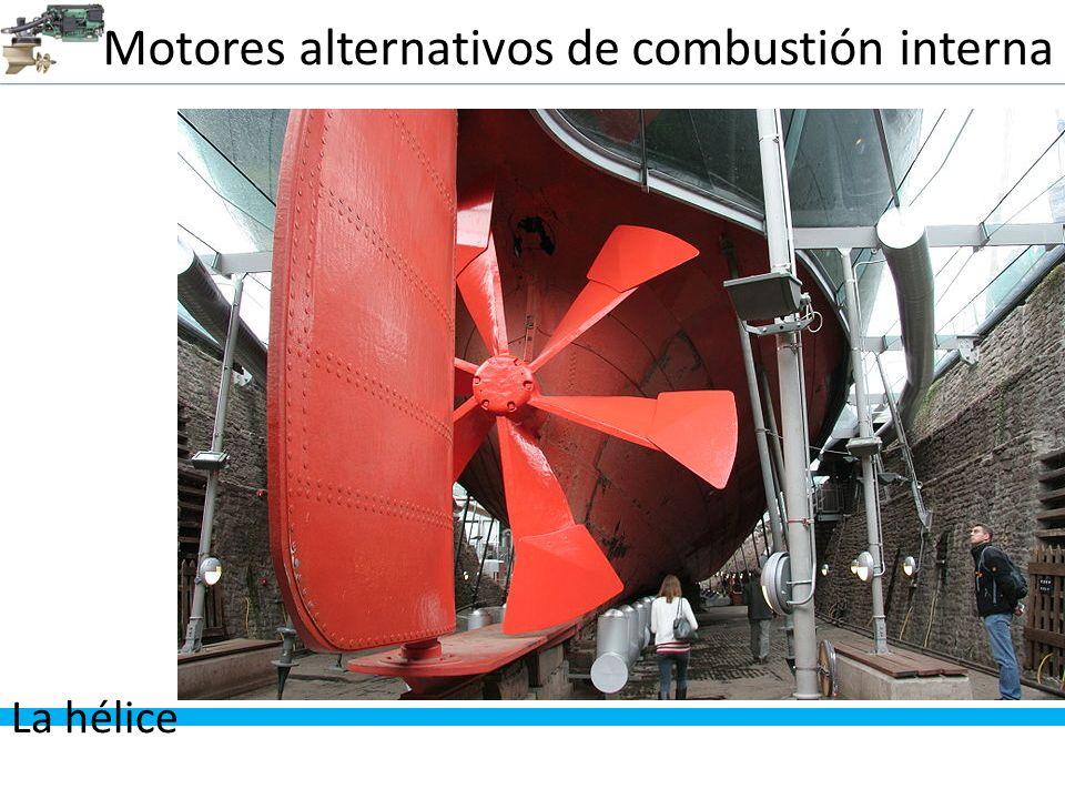 Motores alternativos de combustión interna La hélice