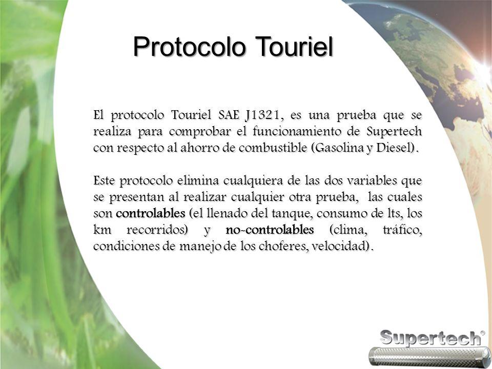 Protocolo Touriel