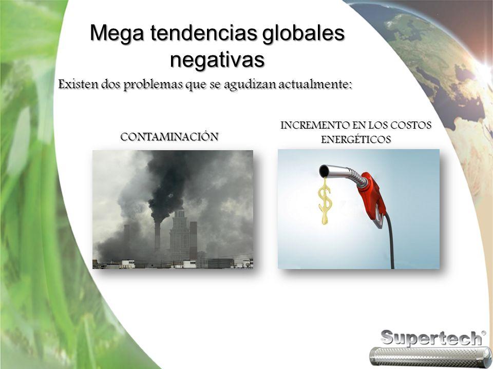 Contaminación En la actualidad uno de los principales problemas globales que debemos combatir en conjunto es la reducción de gases contaminantes ya que el 30% en el mundo son producidos por vehículos y un 3% por lo transportes aéreos y marítimos.