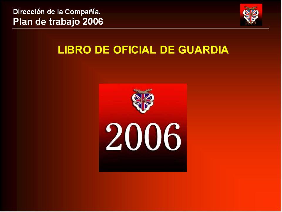 LIBRO DE OFICIAL DE GUARDIA