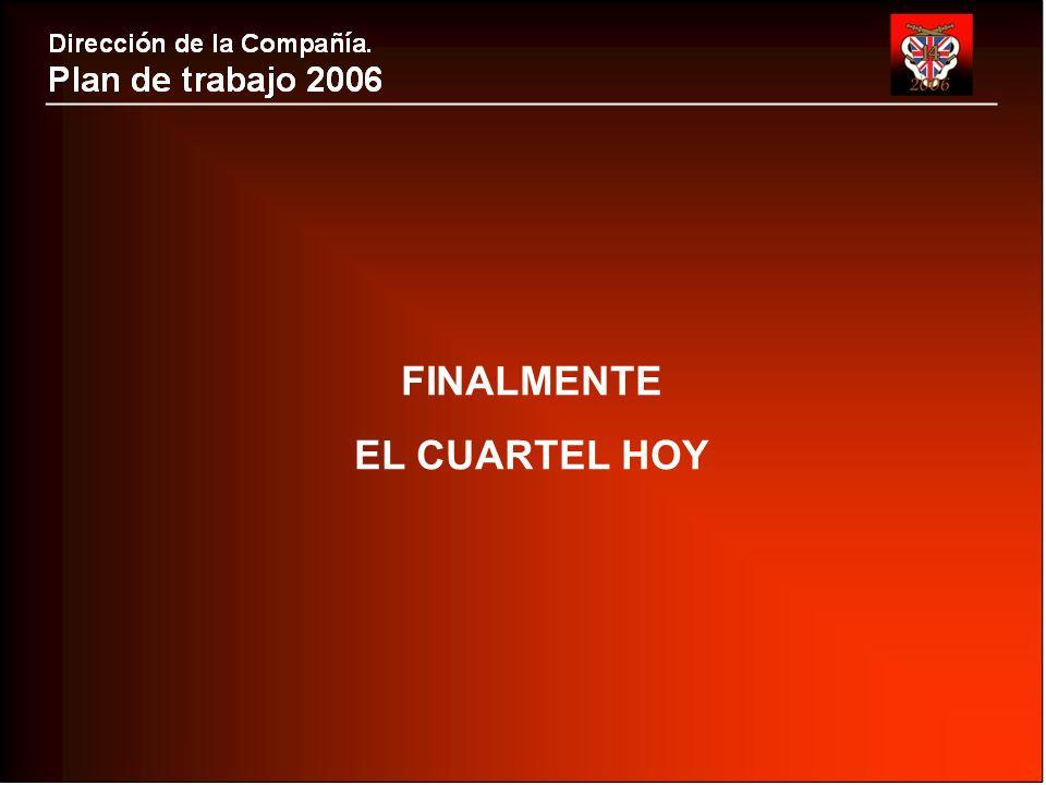 FINALMENTE EL CUARTEL HOY
