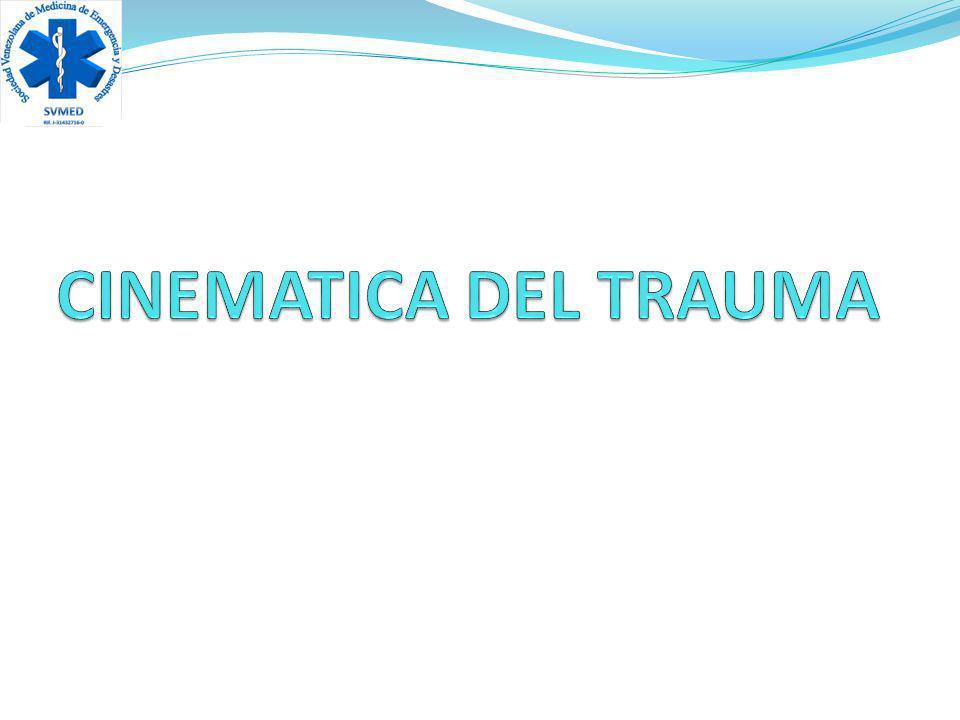 Lesiones de columna y médula espinal Lesiones faciales Daño cerebral Caídas de cabeza