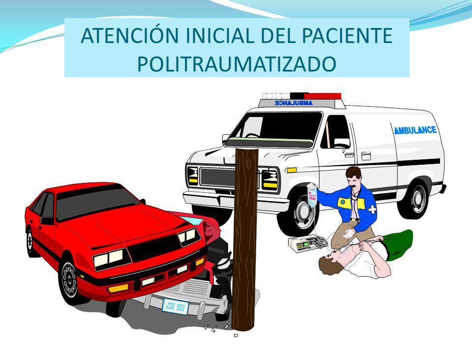 ATENCIÓN INICIAL DEL PACIENTE POLITRAUMATIZADO