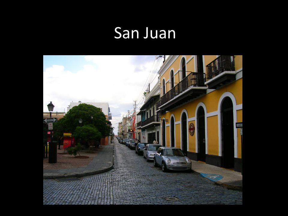 Paseo de la Princesa- San Juan