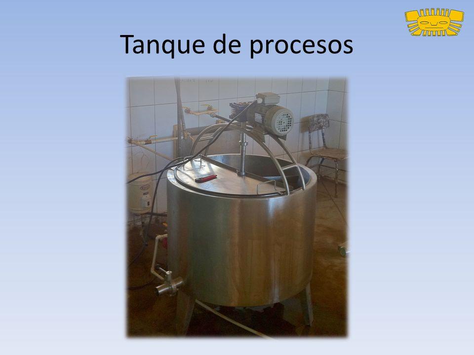 Tanque de procesos