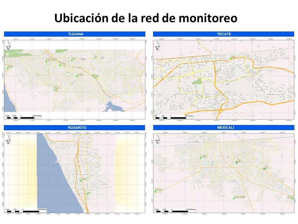 Mexicali MUNICIPIO DE MEXICALI Estación Contaminantes medidos Método de recolección de datos ObservacionesFoto PROGRESOPM10Manual Ubicada en una zona con calles sin pavimentar y lotes baldíos.