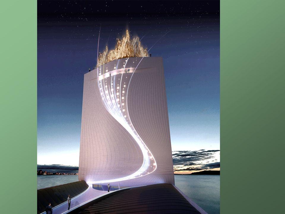 Estas características le permiten asignar el título de este proyecto de desarrollo sostenible en la torre, siguiendo de los supuestos de la