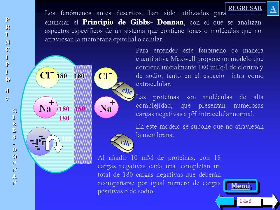 Ambas ecuaciones representan el mismo equilibrio........................... electroquímico por lo que se pueden igualar. La condición de Equilibrio El