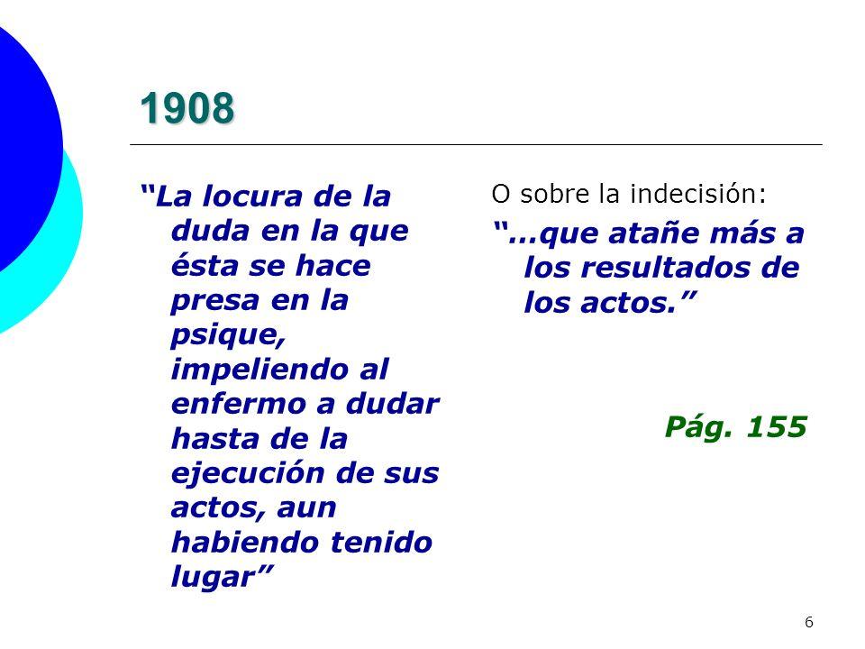 7 1937 BRADLEY Primera publicación paidopsicofarmacológica Benzedrina: estimulante MOLITCH Y COL.: 3 publicaciones: sobre sulfato de anfetamina: 2 estudios con grupo control (placebo)