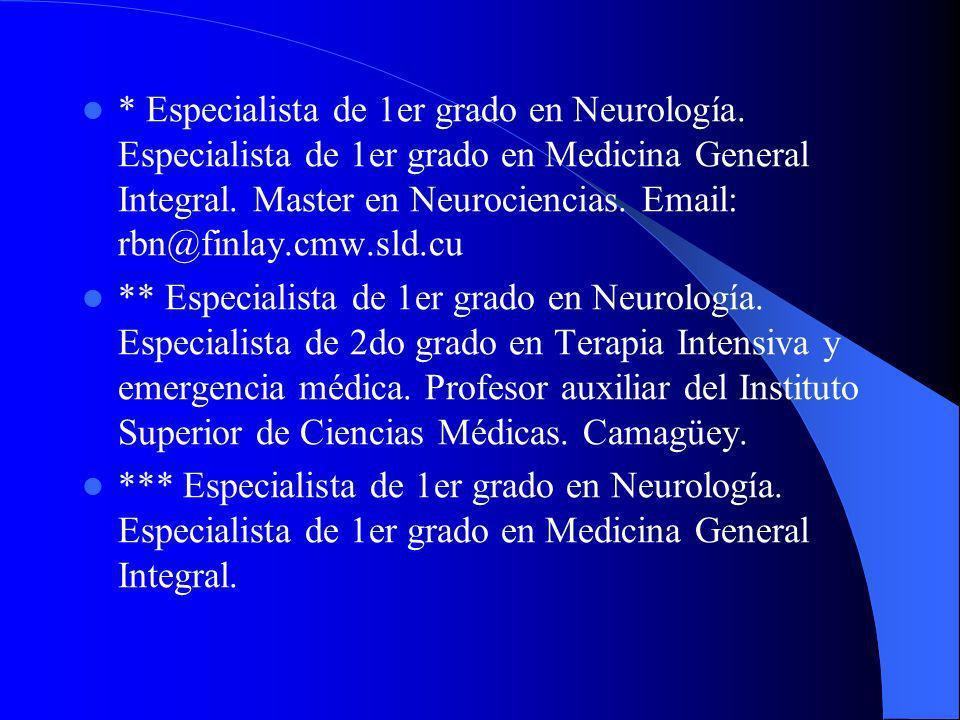 24. R. Calderón-González, R.F. Calderón-Sepúlveda. Tratamiento clínico (no quirúrgico) de la espasticidad en la parálisis cerebral. Rev neurol 2002; 3