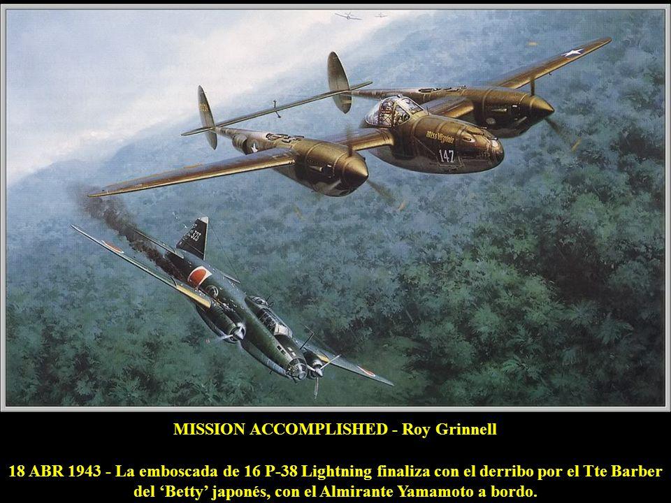 HARTMANN S LAST VICTORY - Mark Postlethwaite MAY 1945 - Erich Hartmann, consigue su derribo número 352, un Yak-9 sobre Brno en Eslovaquia, el último día de la guerra, a los mandos de su Me109 Tulipán Negro.