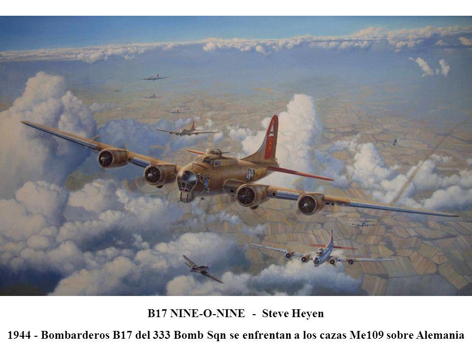 FIRST KILL- Roy Grinnell SEP 1939 - Primer día de la guerra: El Alf.