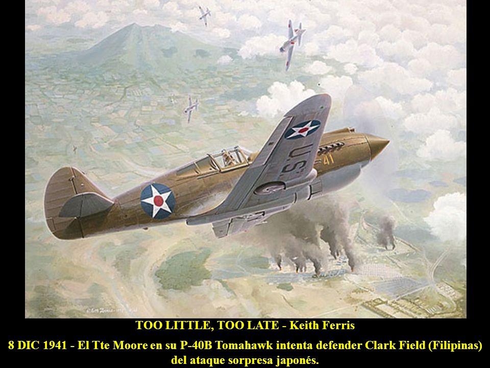 JUNKERS Ju88 – Shigeo Koike 1941 - Un bombardero Ju88 A-4 del III Gruppe/Lehrgeschwader 1 sobrevuela el desierto de Túnez.