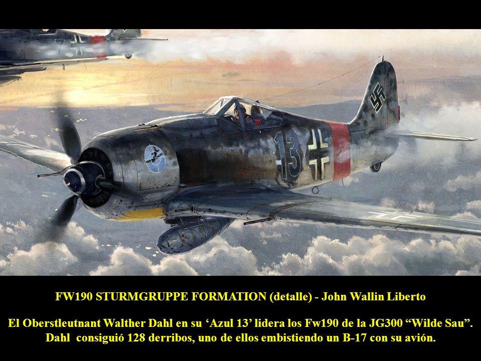FLYING ON A SPECIAL D-DAY – Julien Lepelletier 6 JUN 44 - Sobre Utah Beach, un Republic P-47D Thunderbolt en misión de escolta.