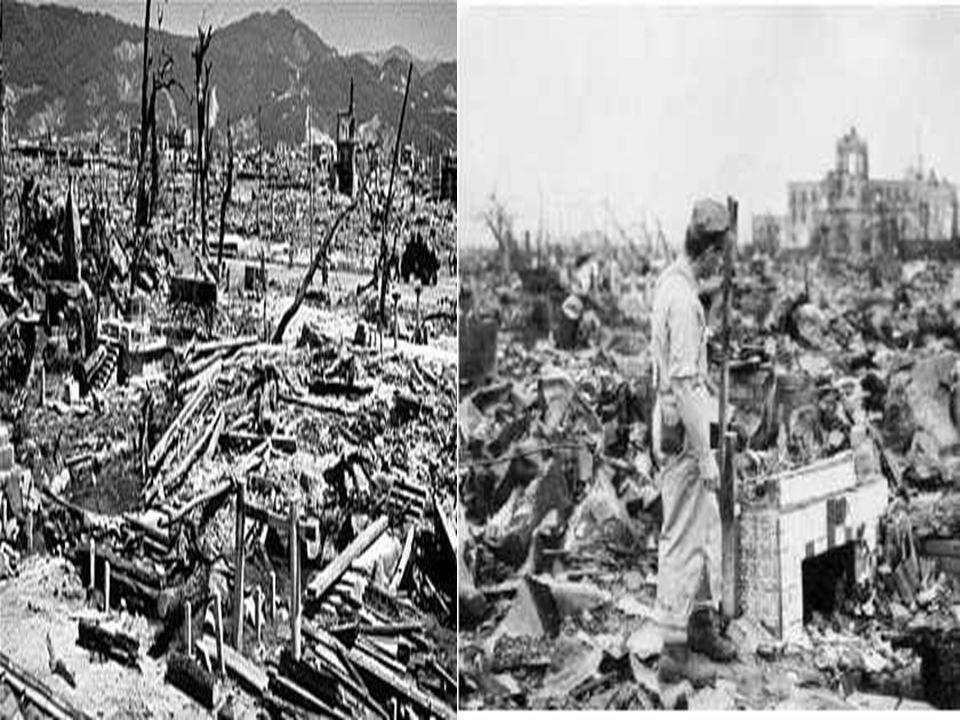 HIROSHIMA Y NAGASAKI 1945 Miércoles, 07 de Mayo de 2014 11:08:19 a.m.