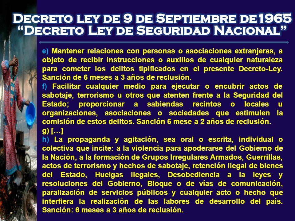 Nicolás Cusicanqui Morales - nicolascusicanqui@hotmail.com e) Mantener relaciones con personas o asociaciones extranjeras, a objeto de recibir instruc