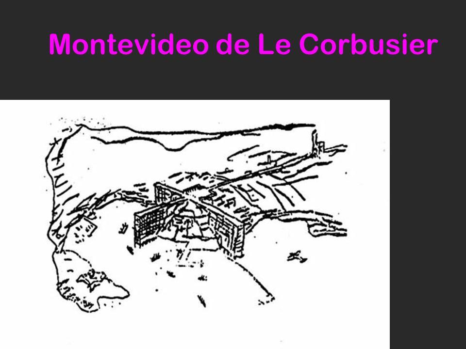 Montevideo de Le Corbusier