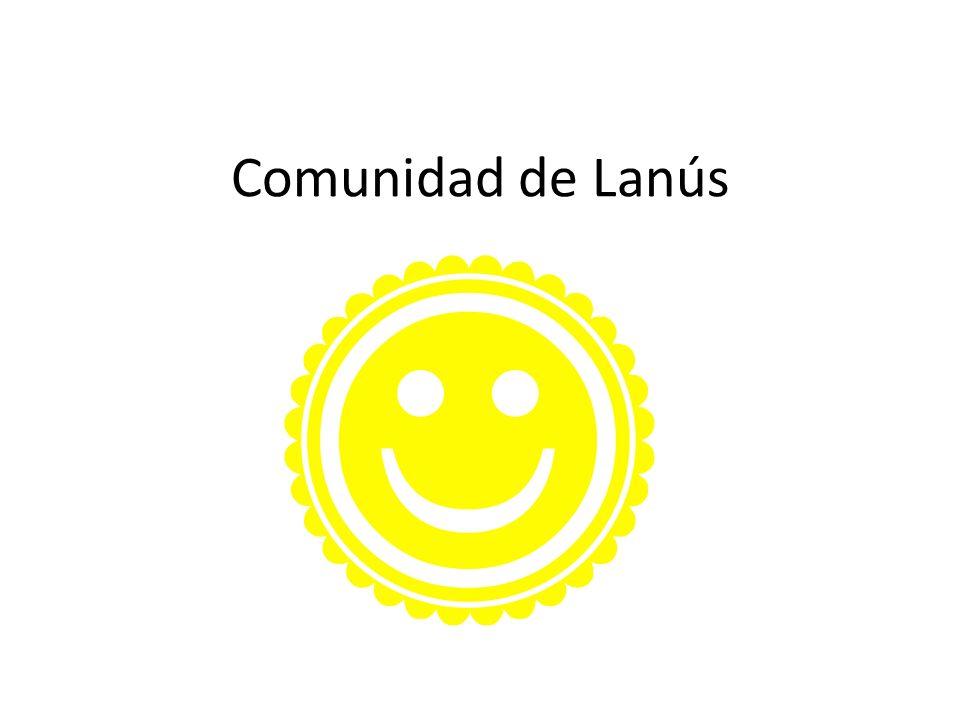 Comunidad de Lanús