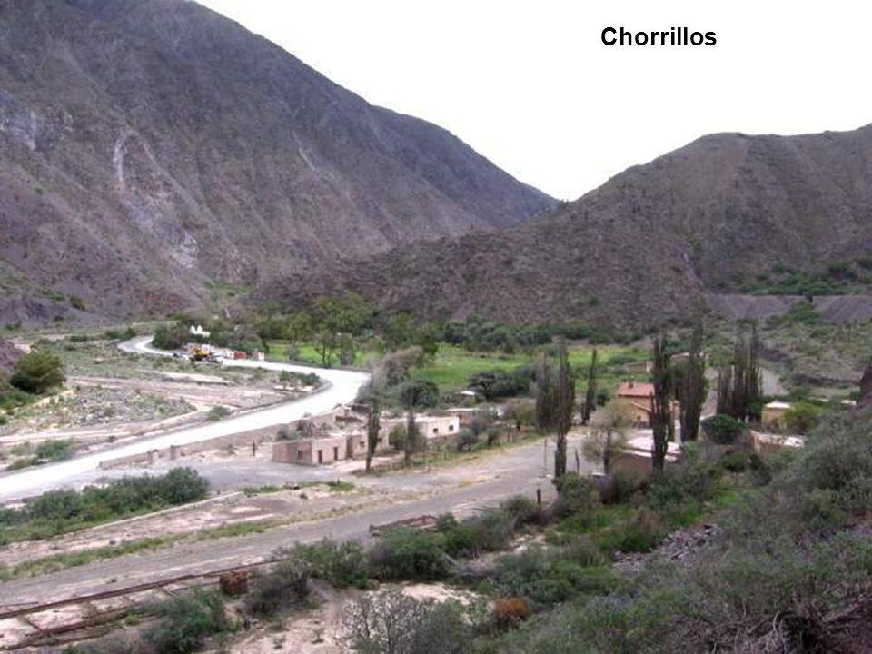 Estación Chorrillos