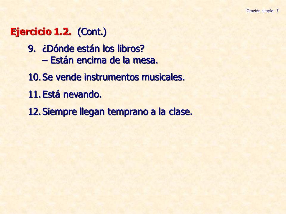 Ejercicio 1.12.(Campos, pp.