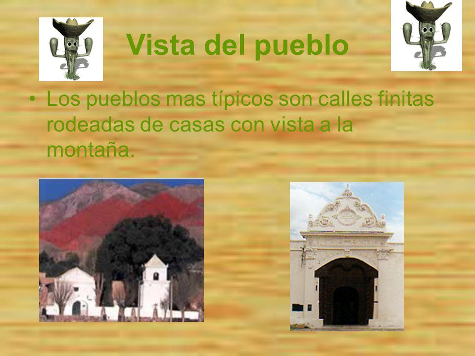 Paisajes Es esencialmente una región montañosa mezclada con zonas de selva, repleta de paisajes espectaculares.