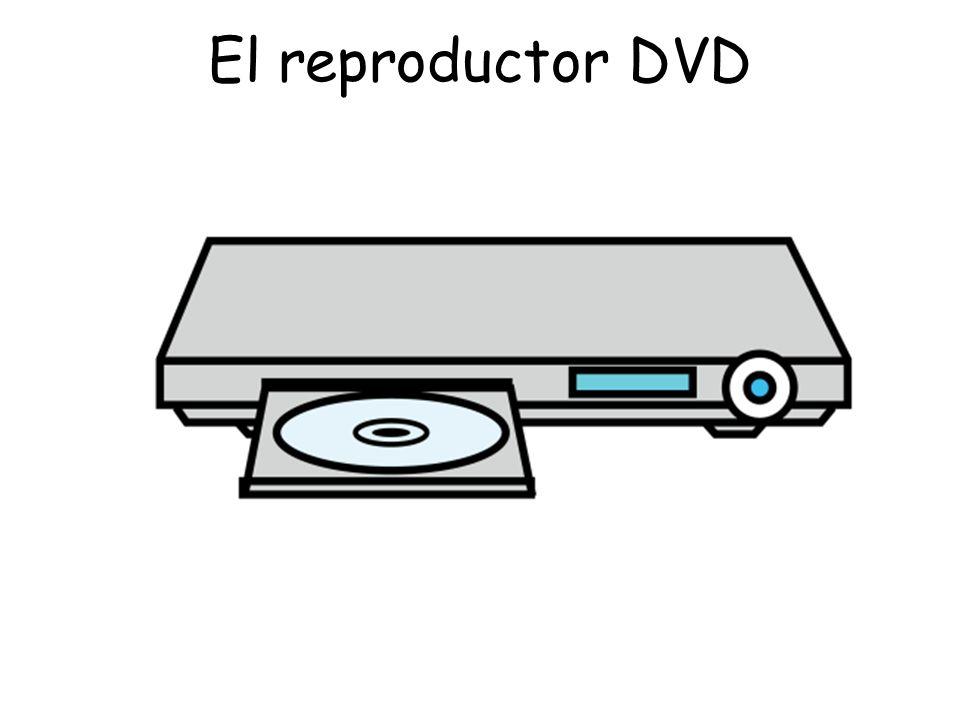 El reproductor DVD