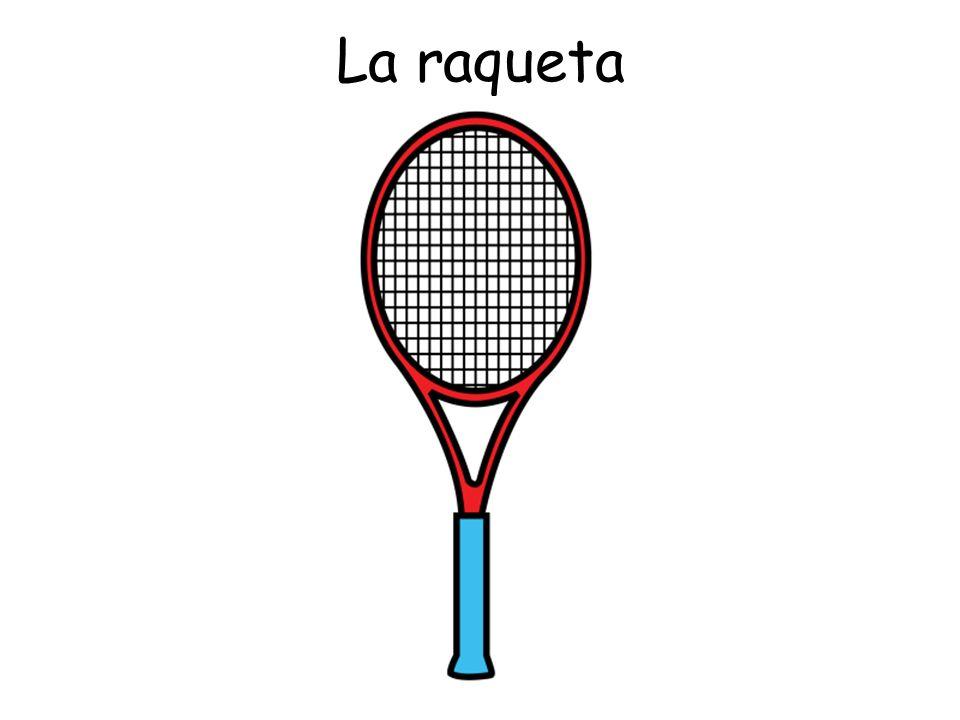 La raqueta