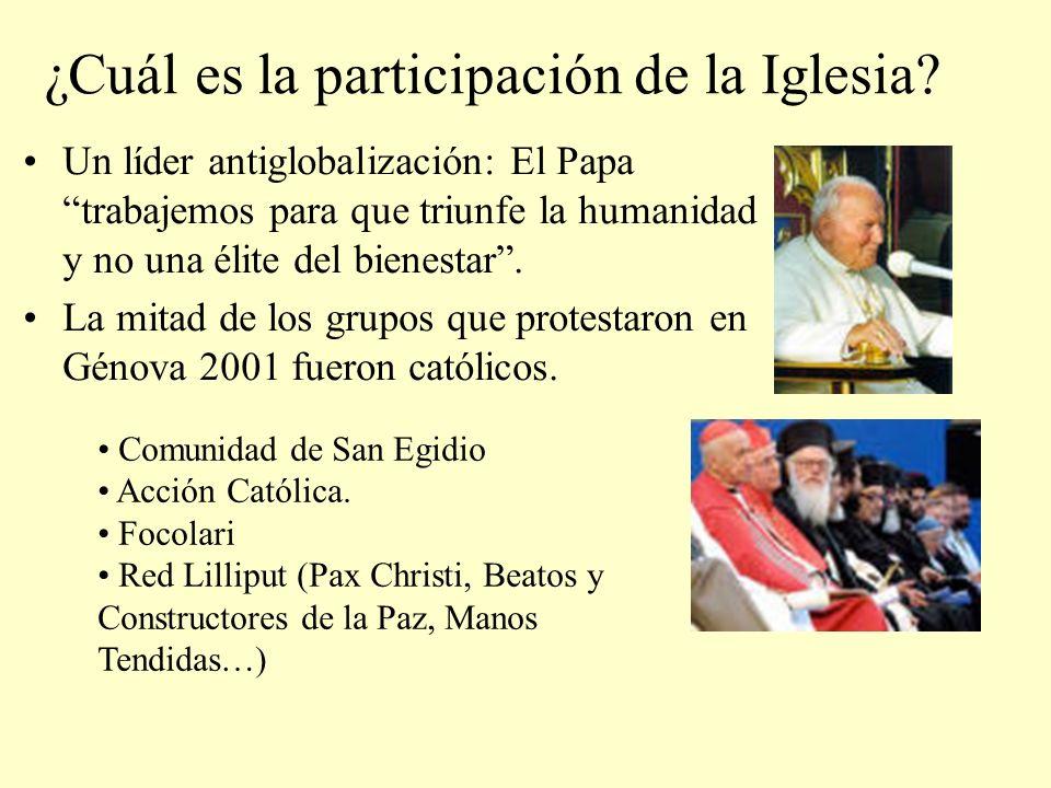 ¿Quiénes integran el movimiento en España?