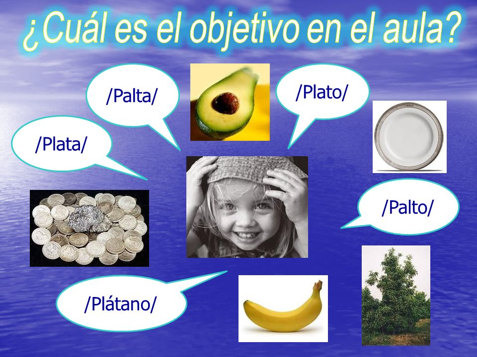 !Estimular la conciencia fonológica.