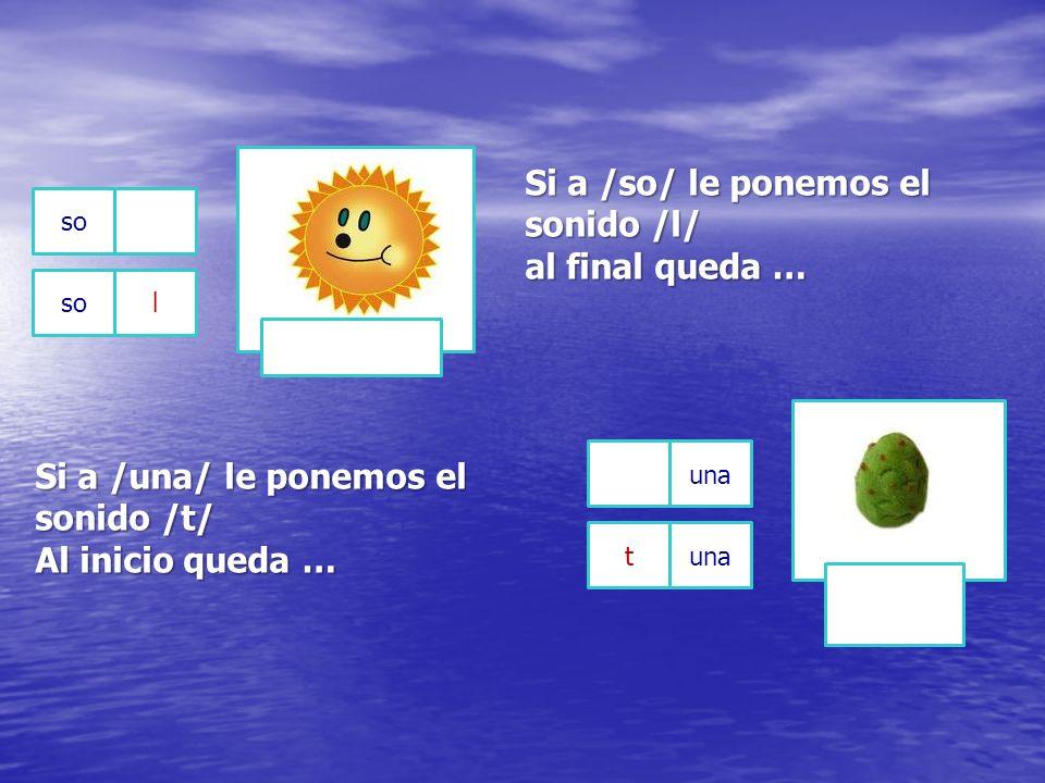 /pi/ /ña/ = /piña / /sa/ /fre/ = /fresa /sa/ /fre/ = /fresa/ / man/ /na/ /za/ /l/ /i/ /m/ /o/ /n /l/ /i/ /m/ /o/ /n/ /m/ /a/ /r/ /i/ /p/ /o/ /s/ /a/ /