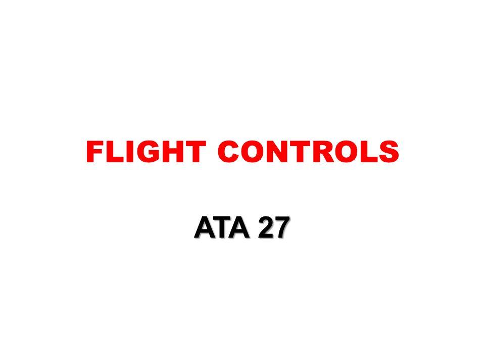 FLIGHT CONTROLS CONTROL ALREDEDOR DEL EJE VERTICALCONTROL ALREDEDOR DEL EJE VERTICAL RUDDERRUDDER: plano aerodinámico tomado de la parte trasera del estabilizador vertical.