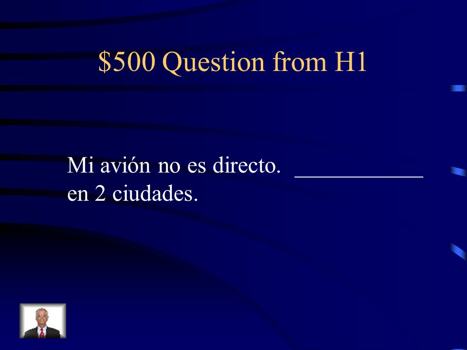 $400 Answer from H1 Alquilar un coche