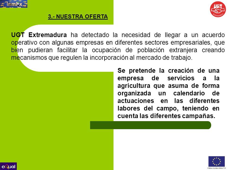Uniones Comarcales BADAJOZ C/ Cardenal Carvajal, 2924.222.247924.223.442 ALMENDRALEJOC/ Zorrilla, 4924.670.758 ARROYO DE SAN SERVÁNAvenida de Extremadura, 19 BARCARROTAC/ Cruces, 1924.736.667 BURGUILLOS DEL CERROC/ San Agustín, 23 CALAMONTEC/ Hernán Cortés, s/n924.324.256 DON BENITOC/ Cecilio Gallego, 8924.811.161 HERRERA DEL DUQUEC/ Constanza924.642.233 JEREZ DE LOS CABALLEROSPlaza de la Libertad, s/n924.751.839 LA GARROVILLAAvda.