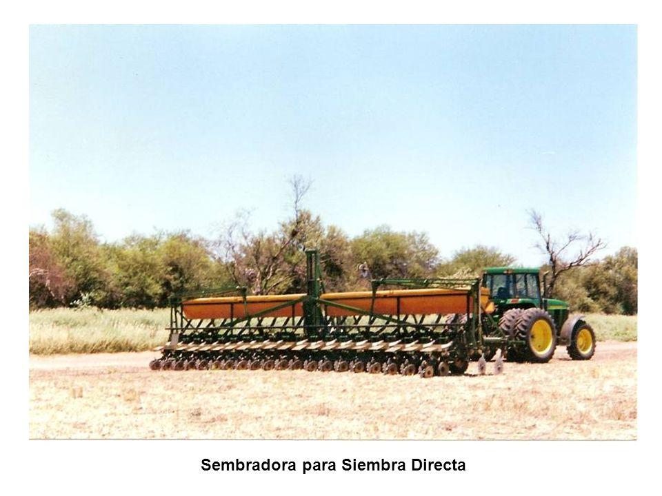 Algo que no se puede evitar Pulverización: Aplicación de herbicidas ( en trigo) y otros agroquímicos
