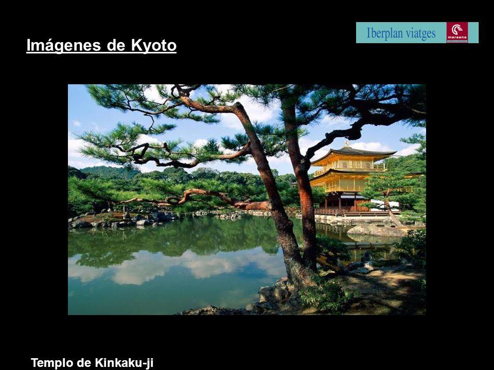 Imágenes de Kyoto Templo de Kinkaku-ji