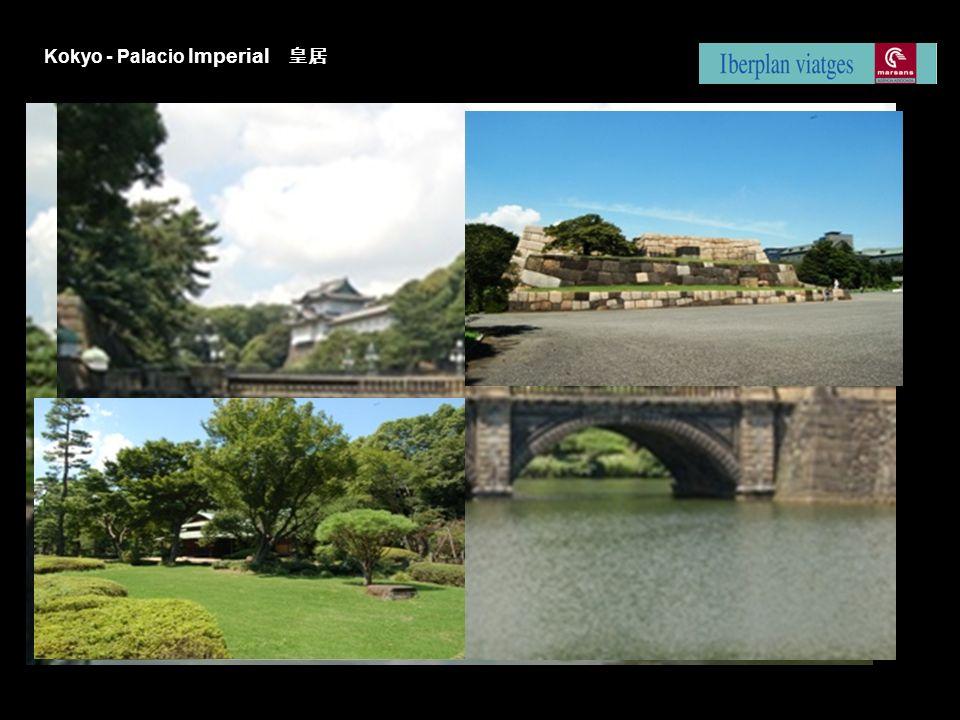 Kokyo - Palacio Imperial
